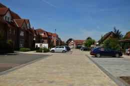 Ausbau Wilhelm-Vinke-Ring Schwedengarten Stadt Versmold